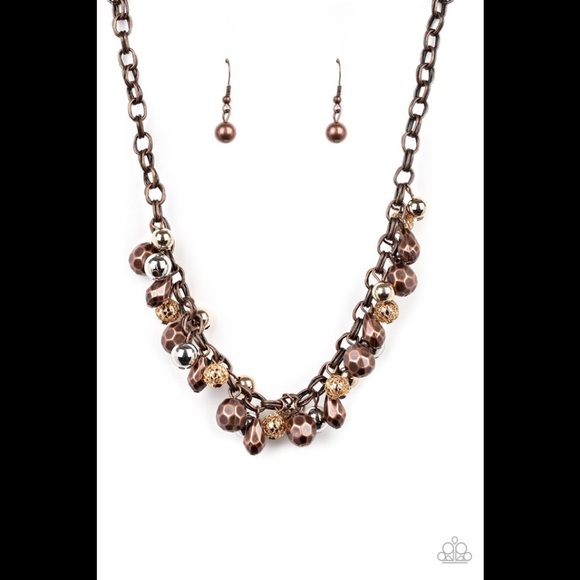 ✨3 for $10✨ Copper necklace